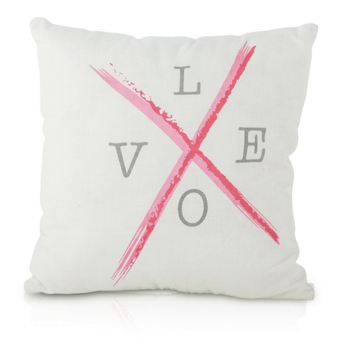 Love Pillow - Project Nursery