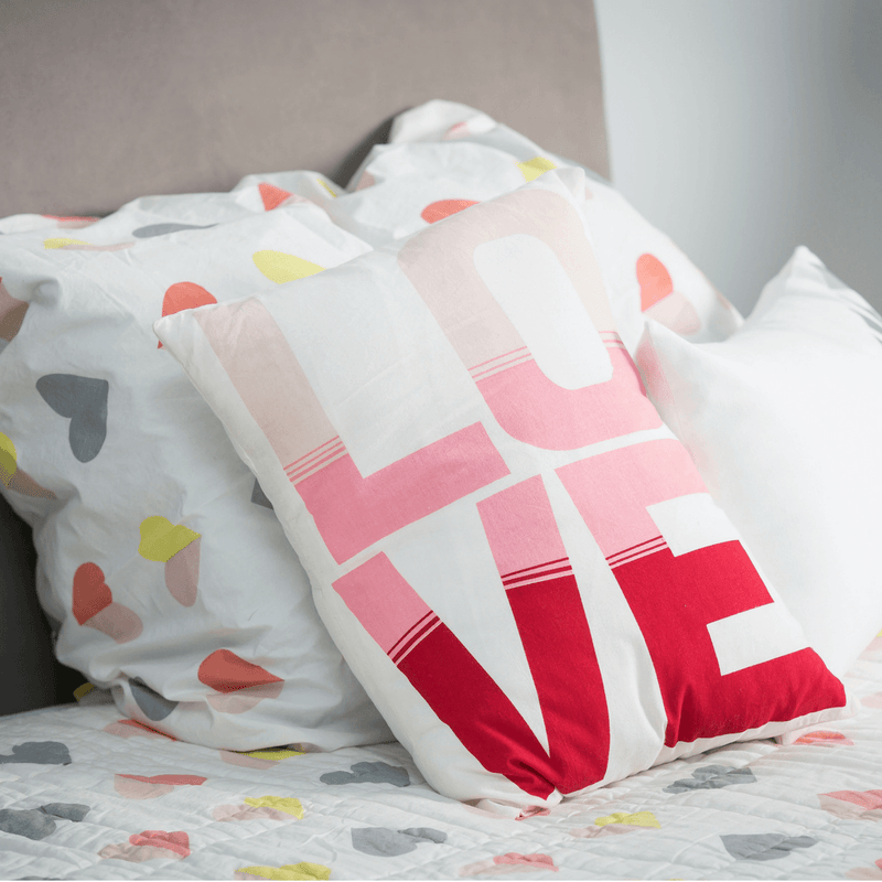 Love Ombre Pillow - Project Nursery