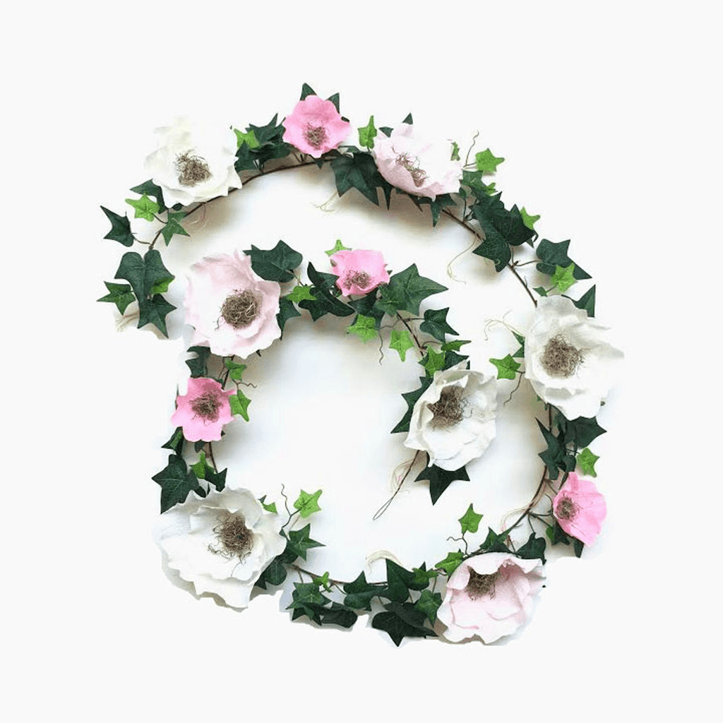 Ivy Floral Garland - Project Nursery