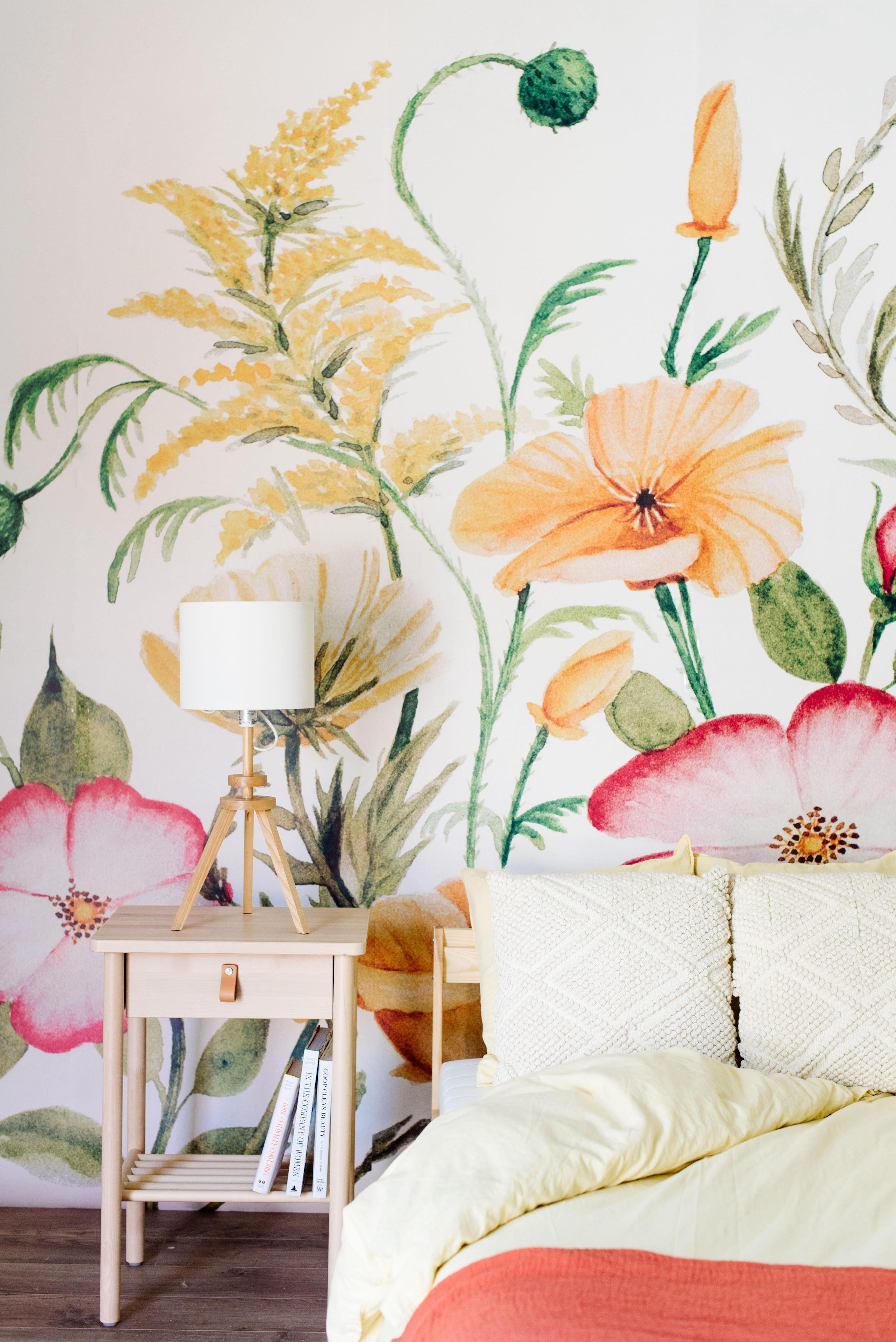 Juniper Wallpaper Mural - Project Nursery
