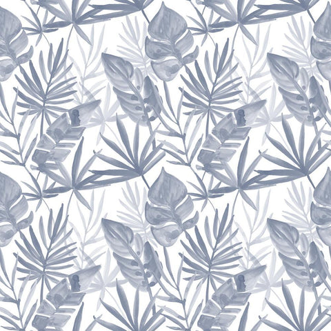 Tropical Jungle Wallpaper - Pink Lemonade