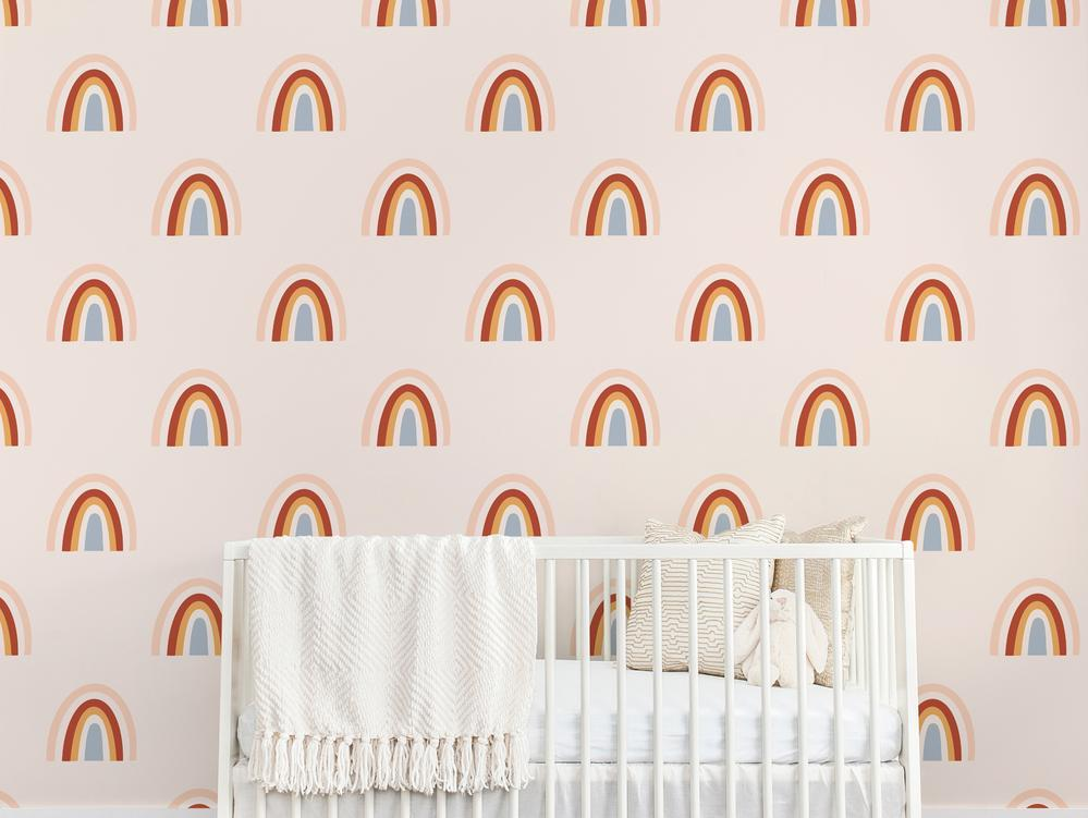 Kaya Wallpaper - Project Nursery