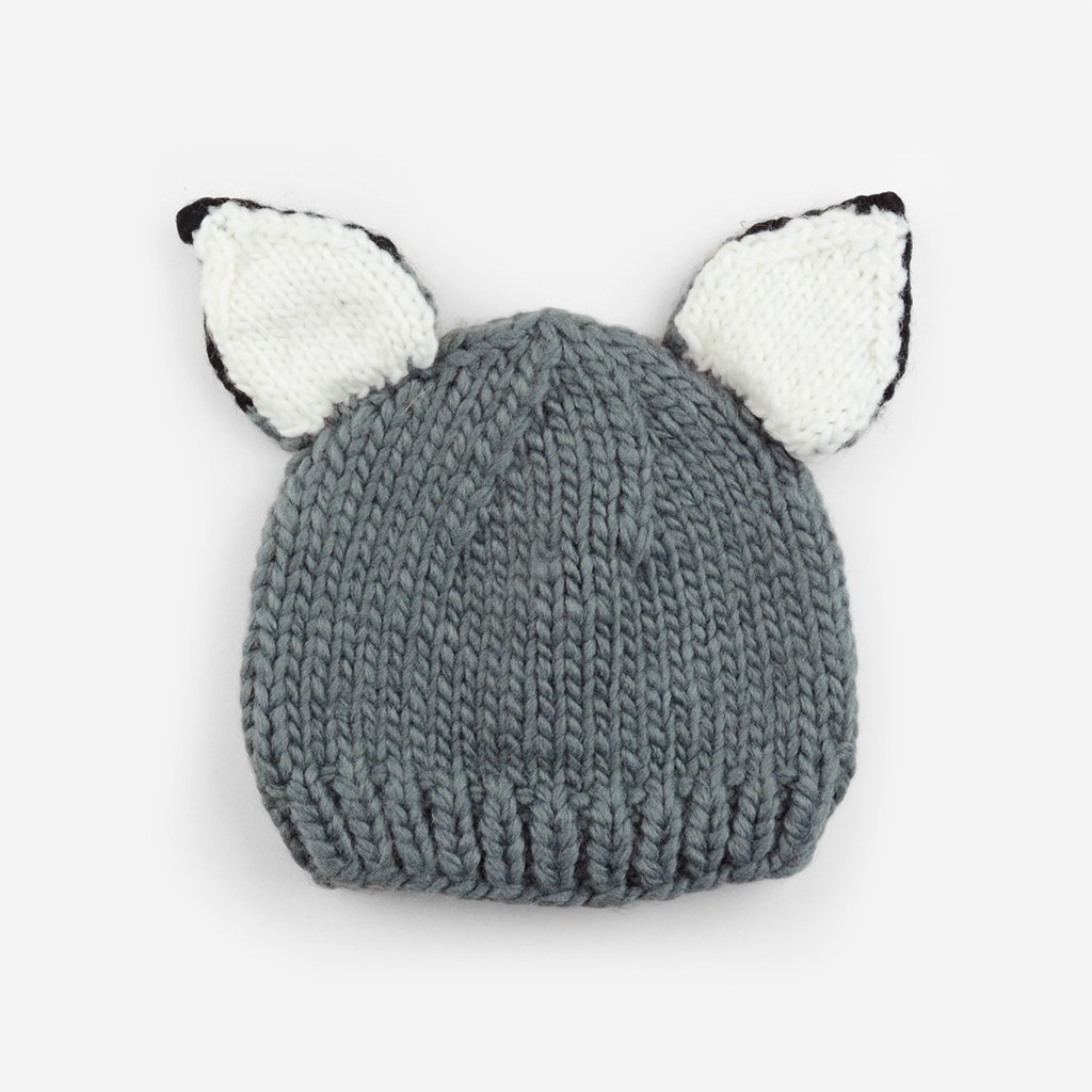 Lanham Wolf Knit Hat - Project Nursery