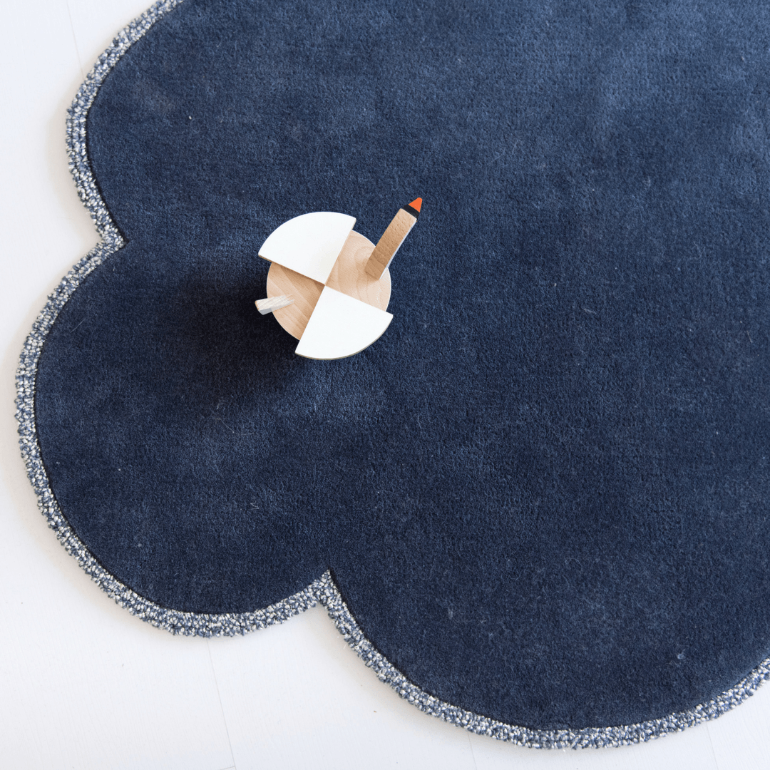 Silver Lining Rug - Project Nursery