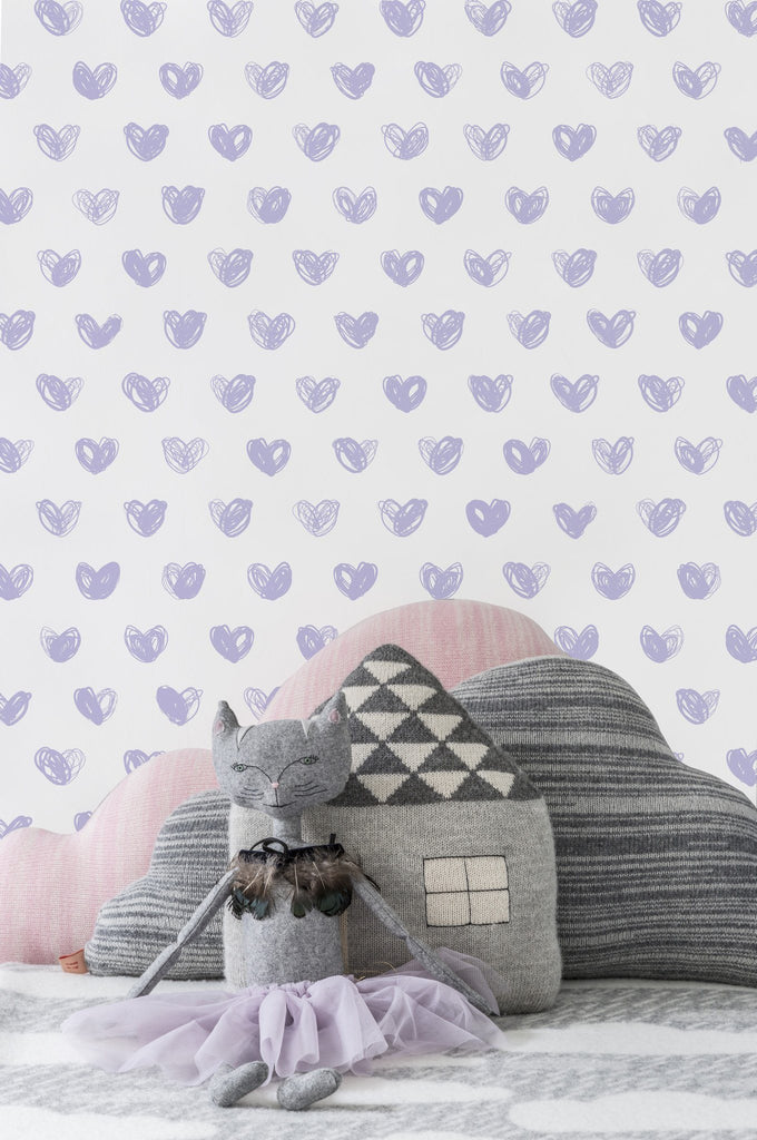 Love Wallpaper  - The Project Nursery Shop - 7