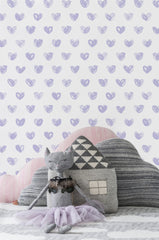 Love Wallpaper - Project Nursery