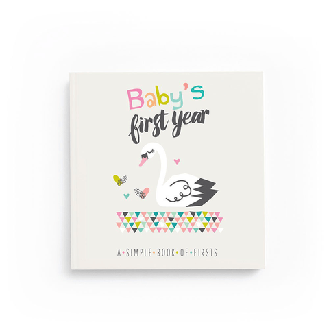 Baby Milestone + Moment Cards - Baby Girl Floral Collection