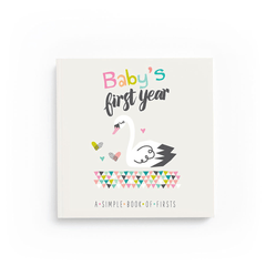 Little Love Memory Book - Project Nursery