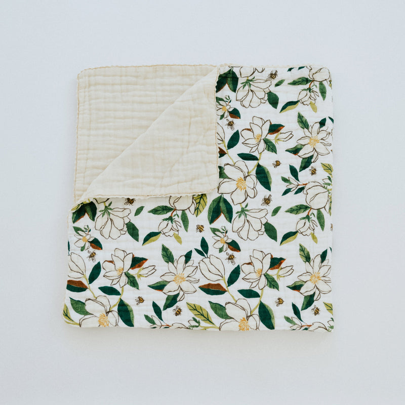 Magnolia Quilt - Project Nursery