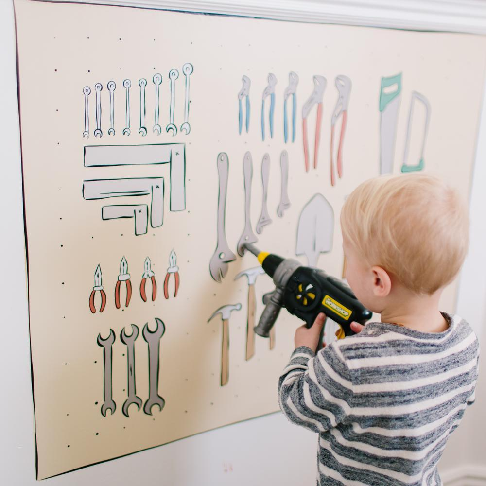 Manny Imagination Decal - Project Nursery