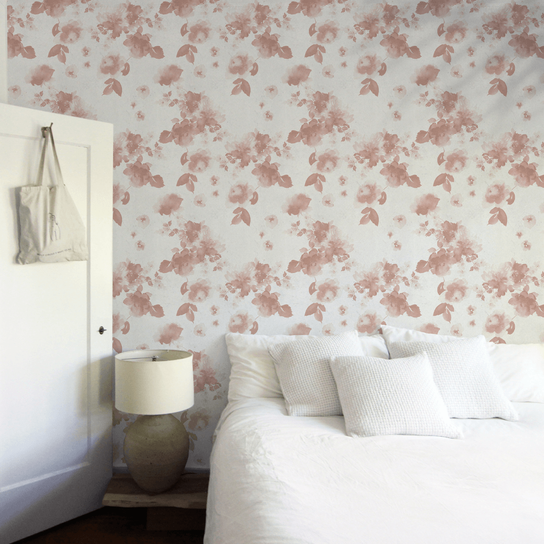 Marigold Wallpaper - Blush - Project Nursery