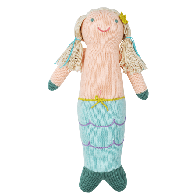 Harmony The Mermaid Doll - Project Nursery