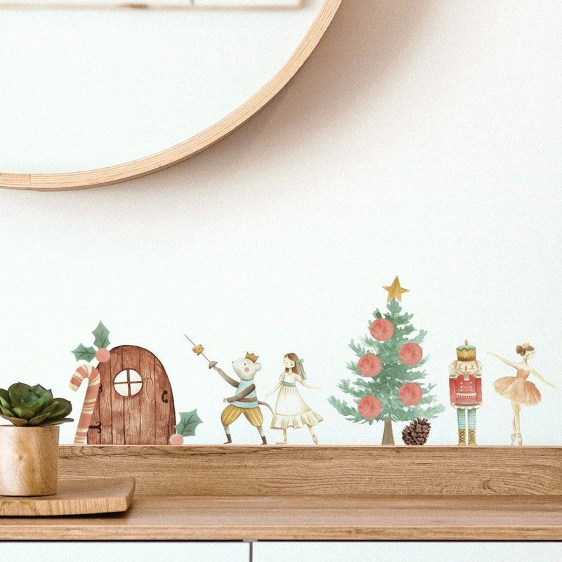 Little Nutcracker Decal Set - Project Nursery