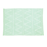 Hippy Rug Mint - The Project Nursery Shop - 1