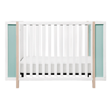 Bingo 3-in-1 Convertible Crib Mint - The Project Nursery Shop - 9