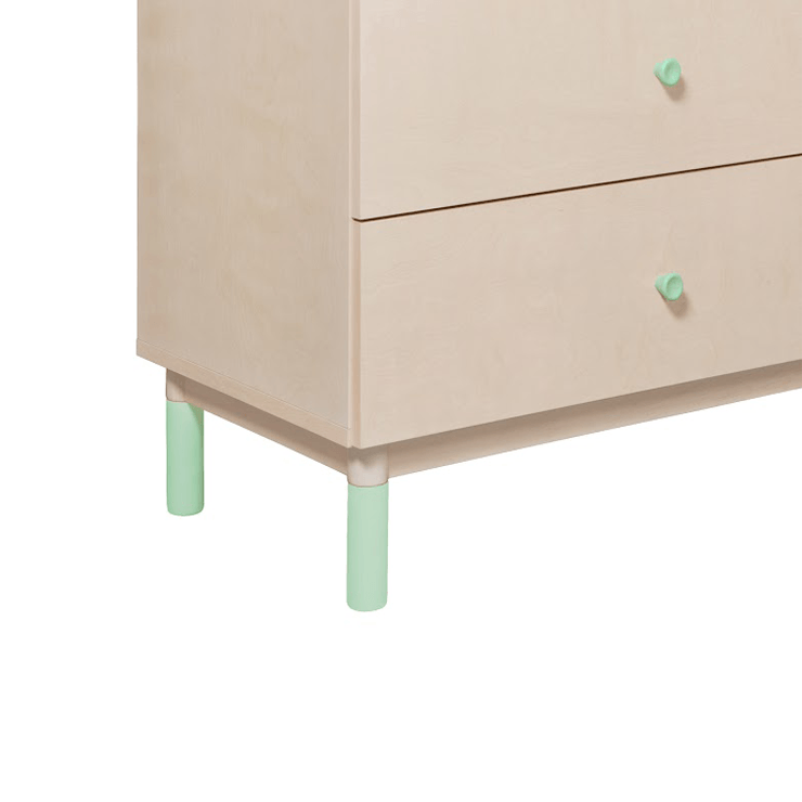 Gelato Feet Set Mint - The Project Nursery Shop - 1