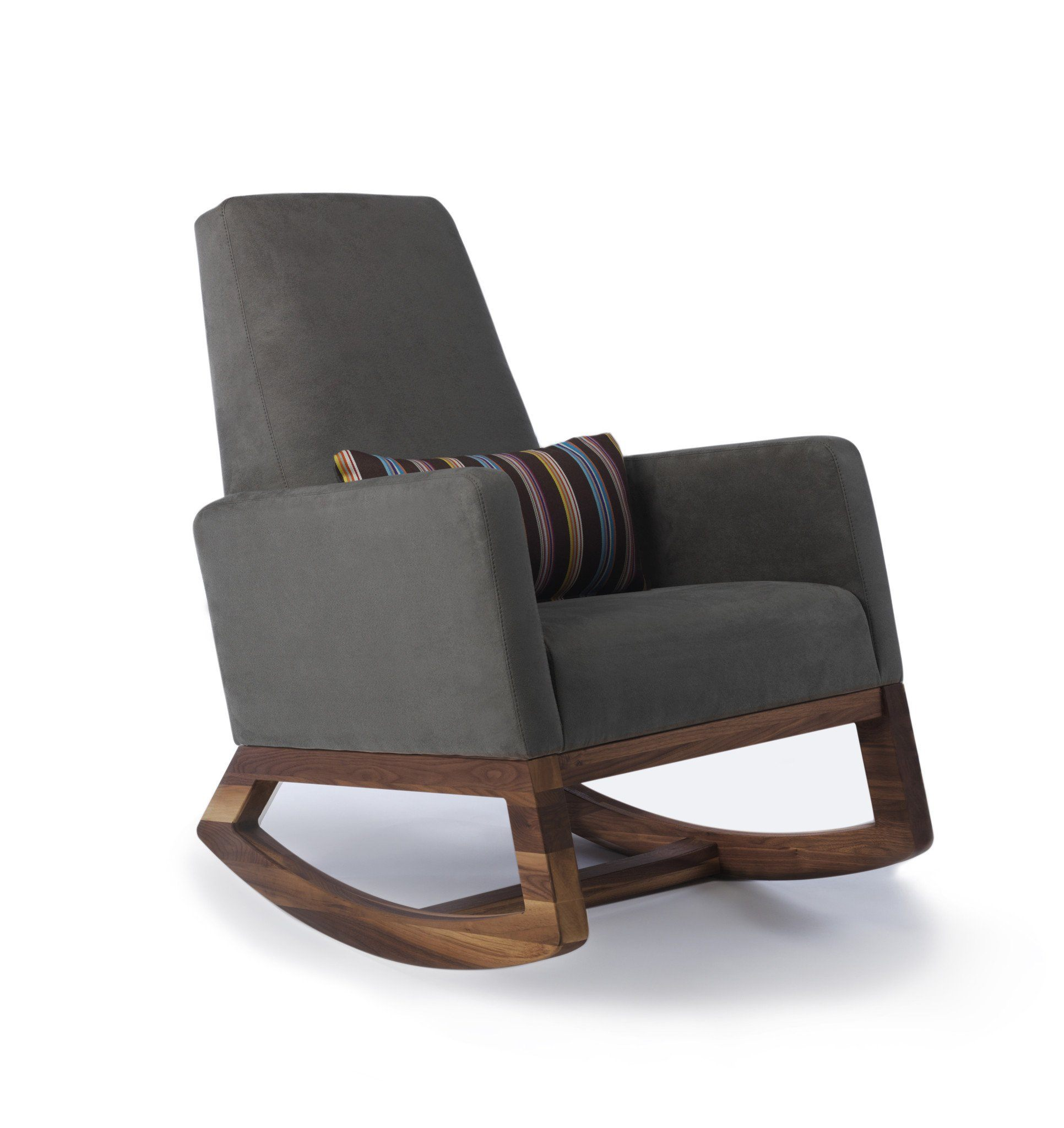Rocking Chair And Nap Sofa By Missonihome: Project Nursery