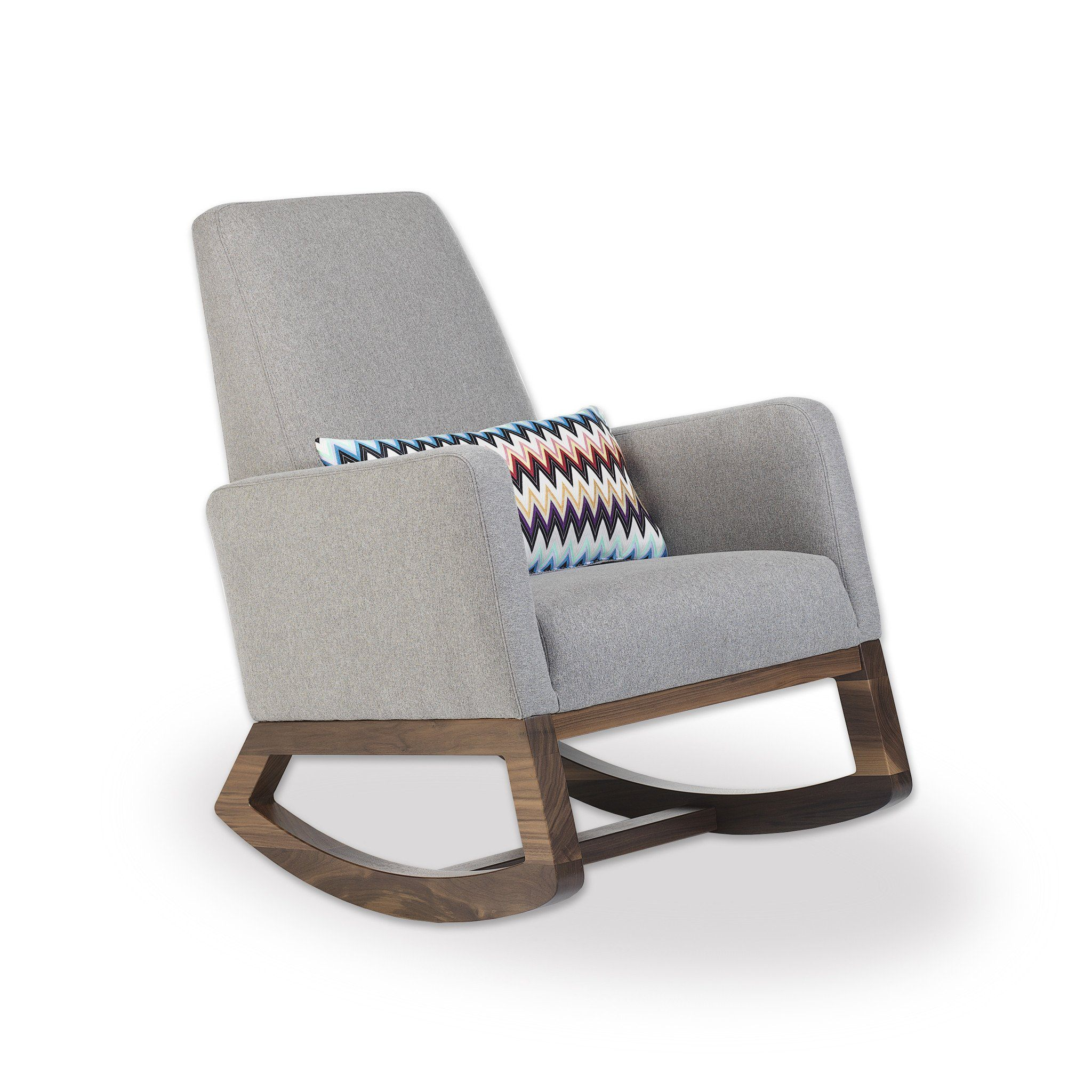 Missoni Home Rocking Chair: Project Nursery