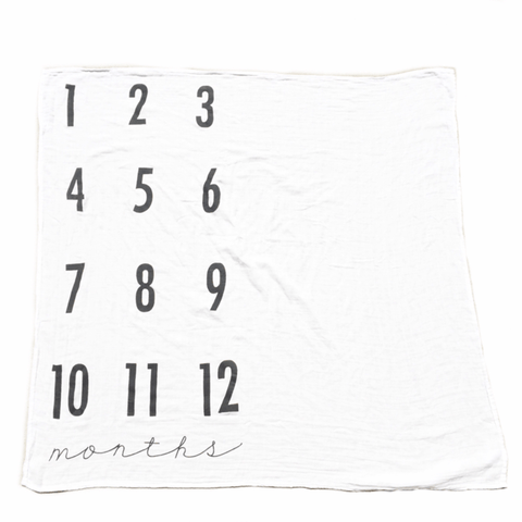 Love Beyond Measure Milestone Blanket + Card Set