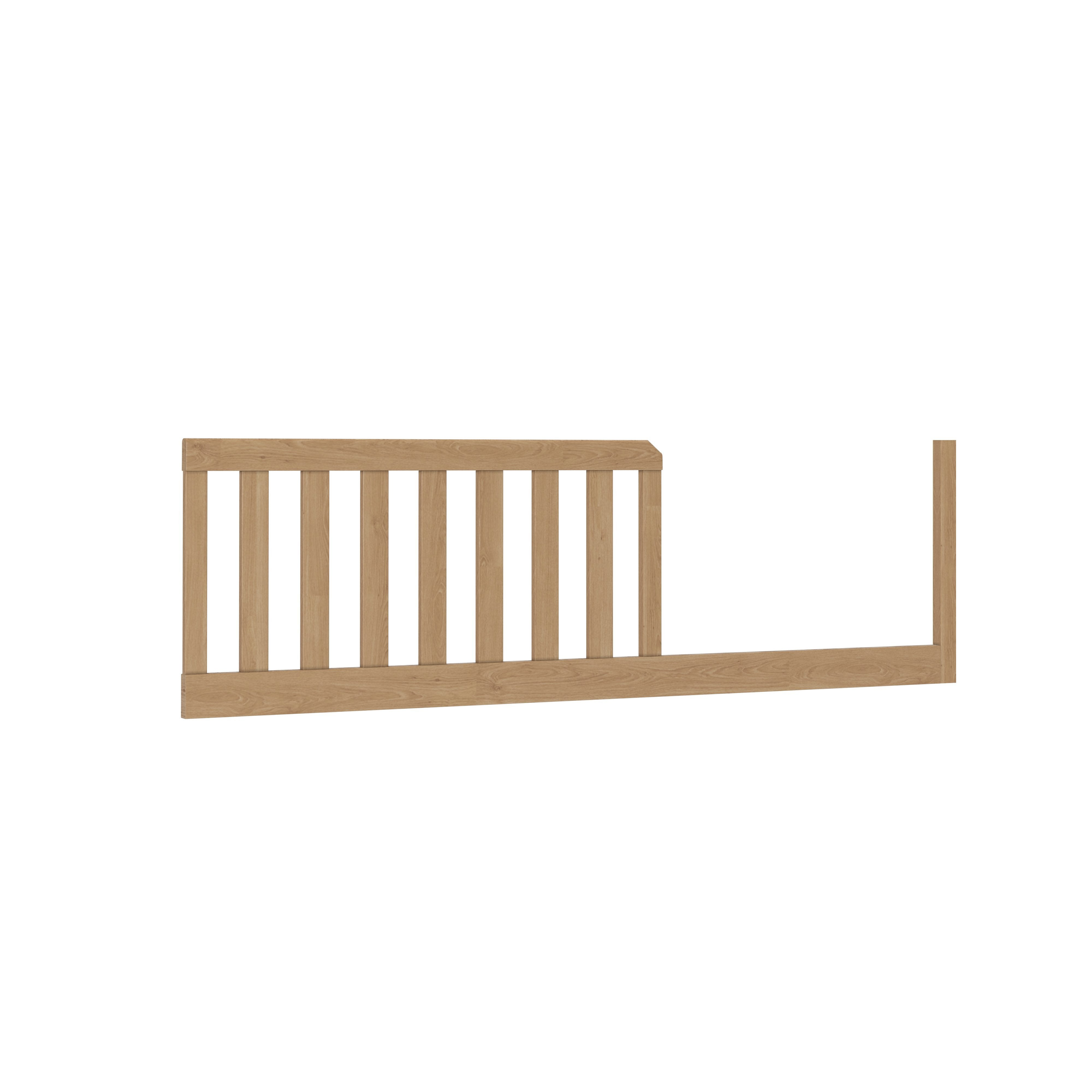 Soho 2-in-1 Convertible Crib - Natural - Project Nursery
