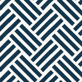 Navy Basketweave Crib Sheet  - The Project Nursery Shop - 3
