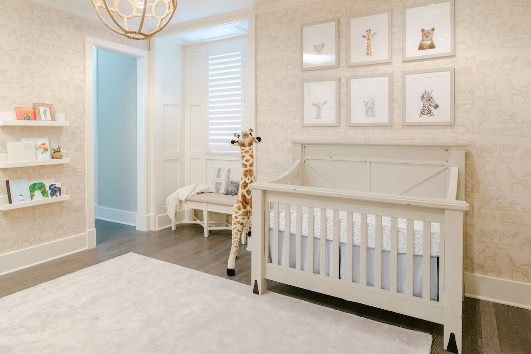 Little Crown Interiors e-Design Package - Project Nursery