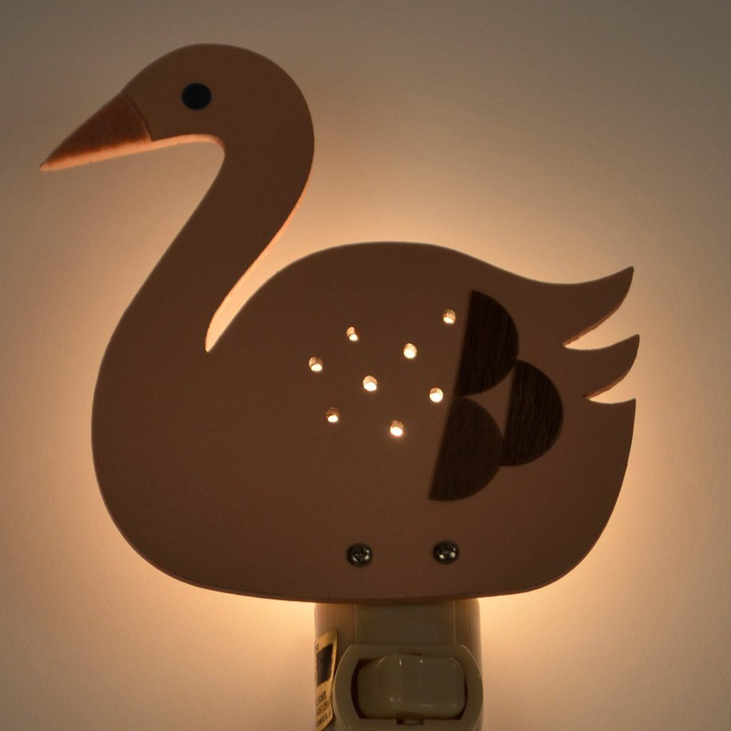 Swan Nightlight - Project Nursery