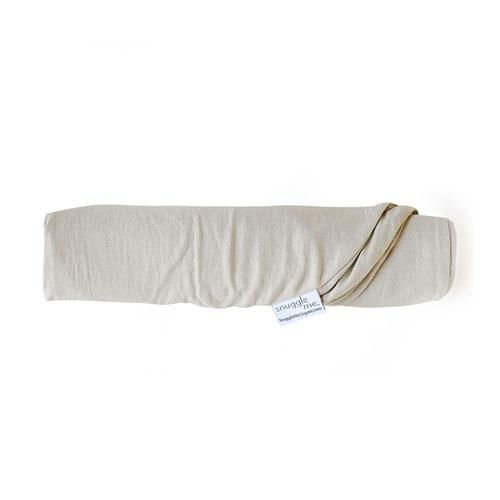 Snuggle Me Organic Lounger Cover - Oat Linen - Project Nursery
