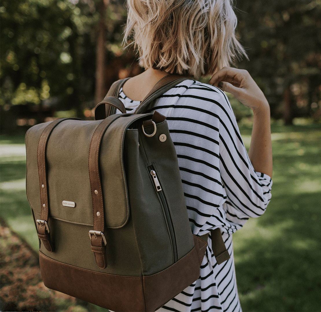 Marindale Backpack - Project Nursery