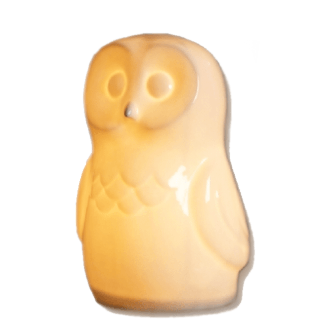 Owl Night Lamp  - The Project Nursery Shop - 1