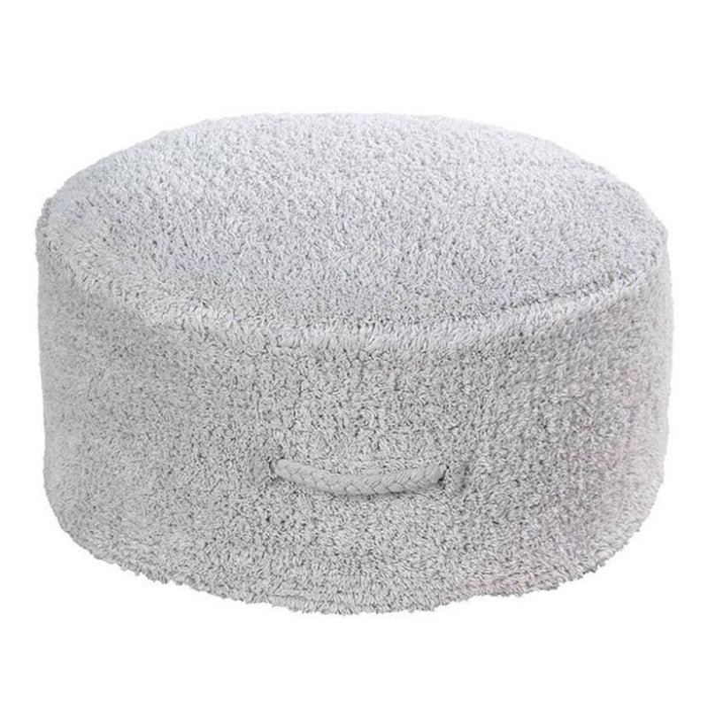 Chill Pouf - Pearl Grey - Project Nursery