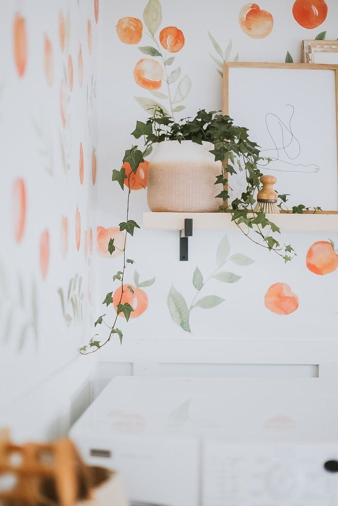 Peaches Wall Decals - Project Nursery