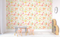 Phoebe Wallpaper - Project Nursery