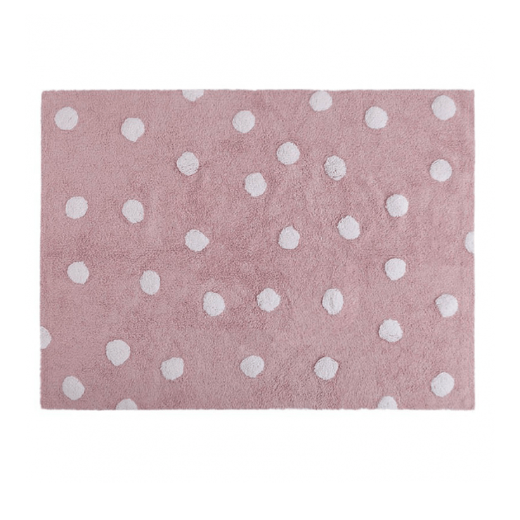 Topos Rug Pink - The Project Nursery Shop - 1