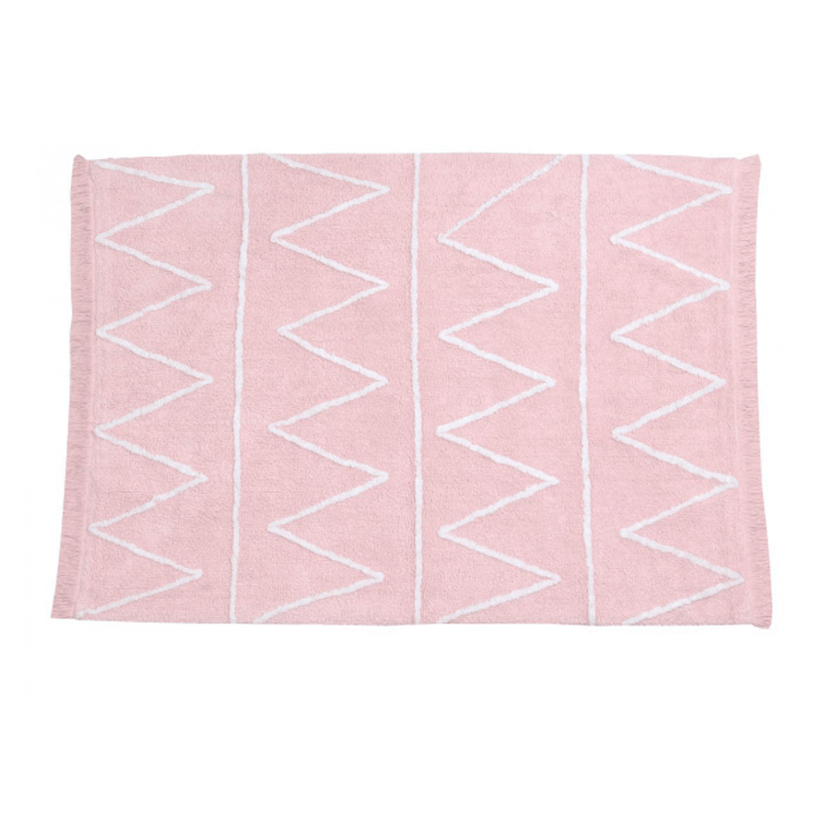 Hippy Rug Pink - The Project Nursery Shop - 2