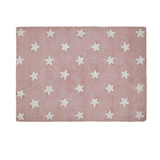 Stars Rug Pink - The Project Nursery Shop - 2