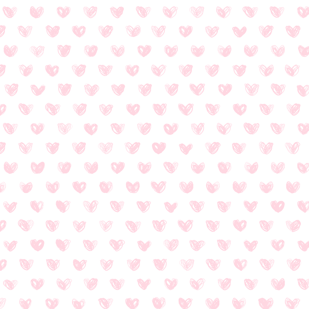 Love Wallpaper Roll / Pink - The Project Nursery Shop - 4