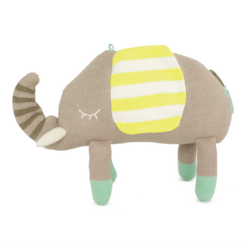 Piper the Elephant Stuffed Toy - Project Nursery