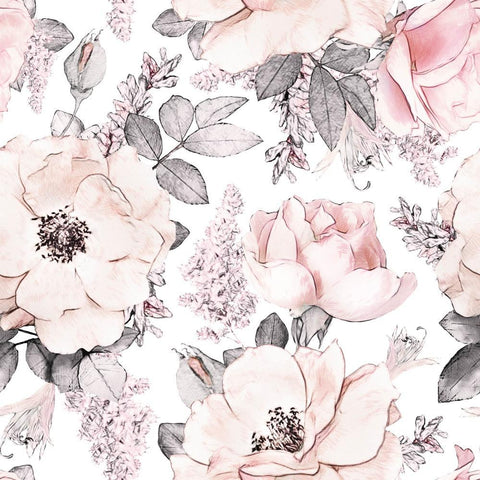 Orange Blossoms Wallpaper Mural