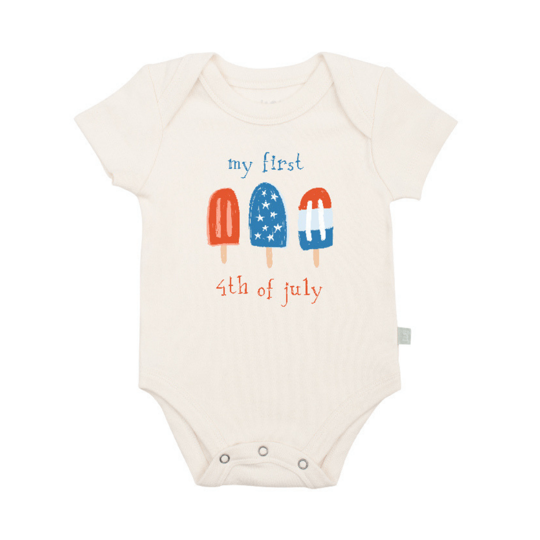 Popsicles Graphic Bodysuit - Project Nursery