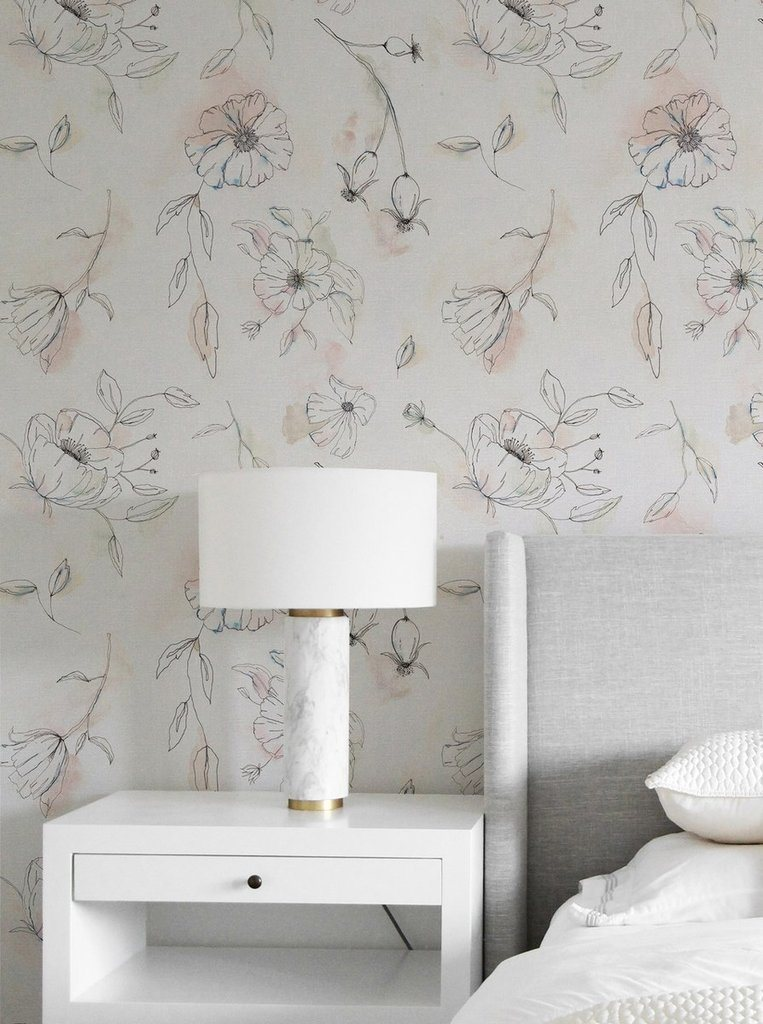 Primrose Wallpaper - Project Nursery