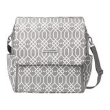 Boxy Backpack Gray - The Project Nursery Shop - 2