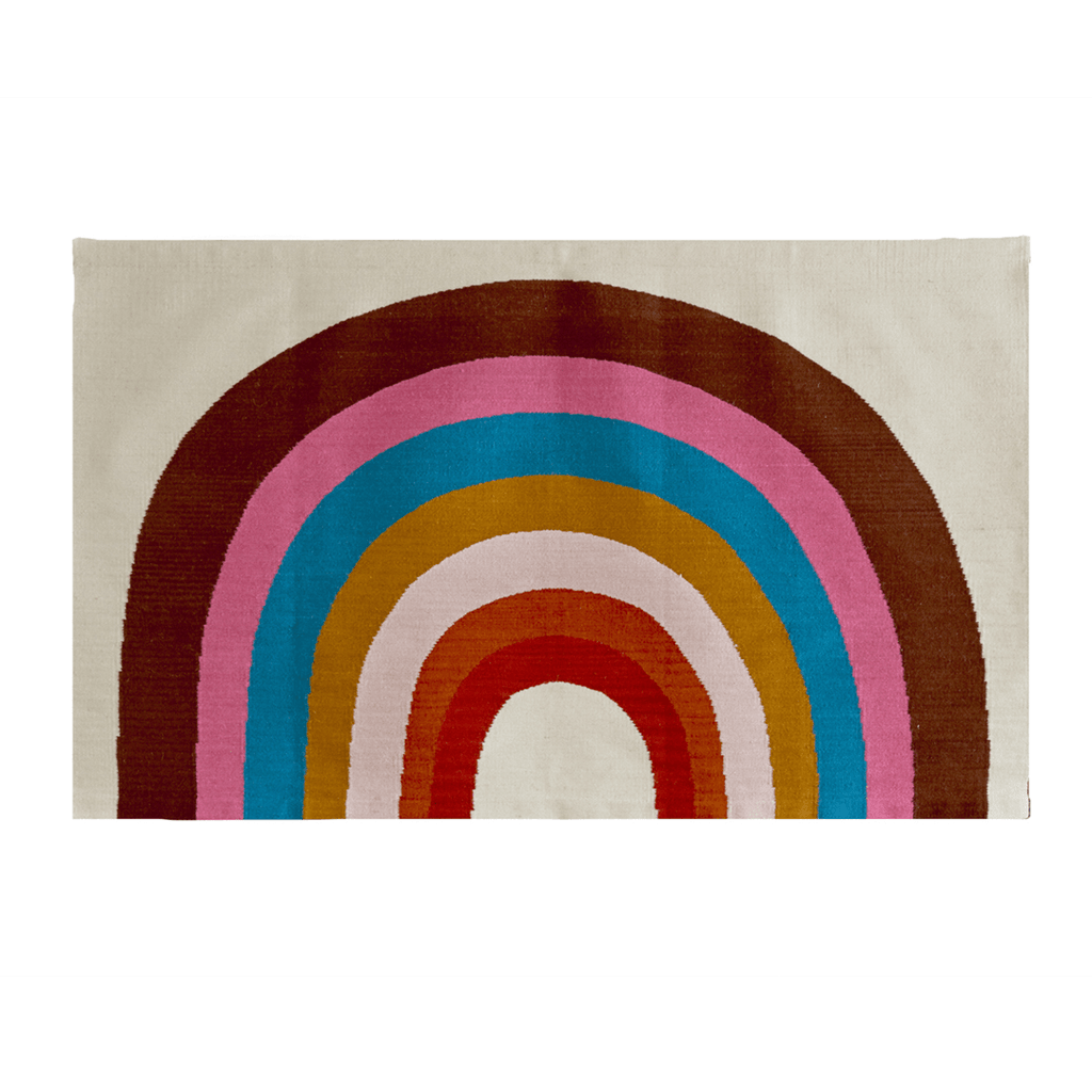 Rainbow Rug - Project Nursery