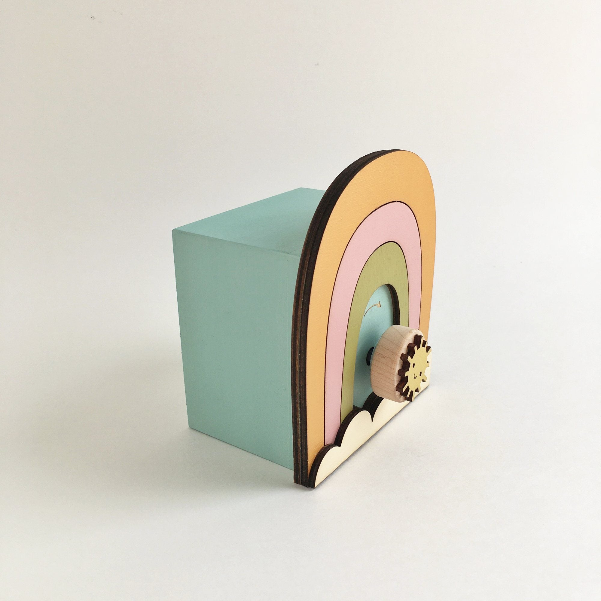 Rainbow Music Box - Project Nursery
