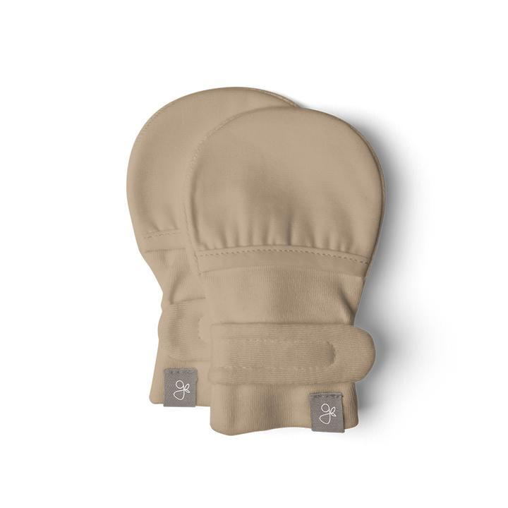 Goumi Kids Baby Mitts - Sandstone - Project Nursery