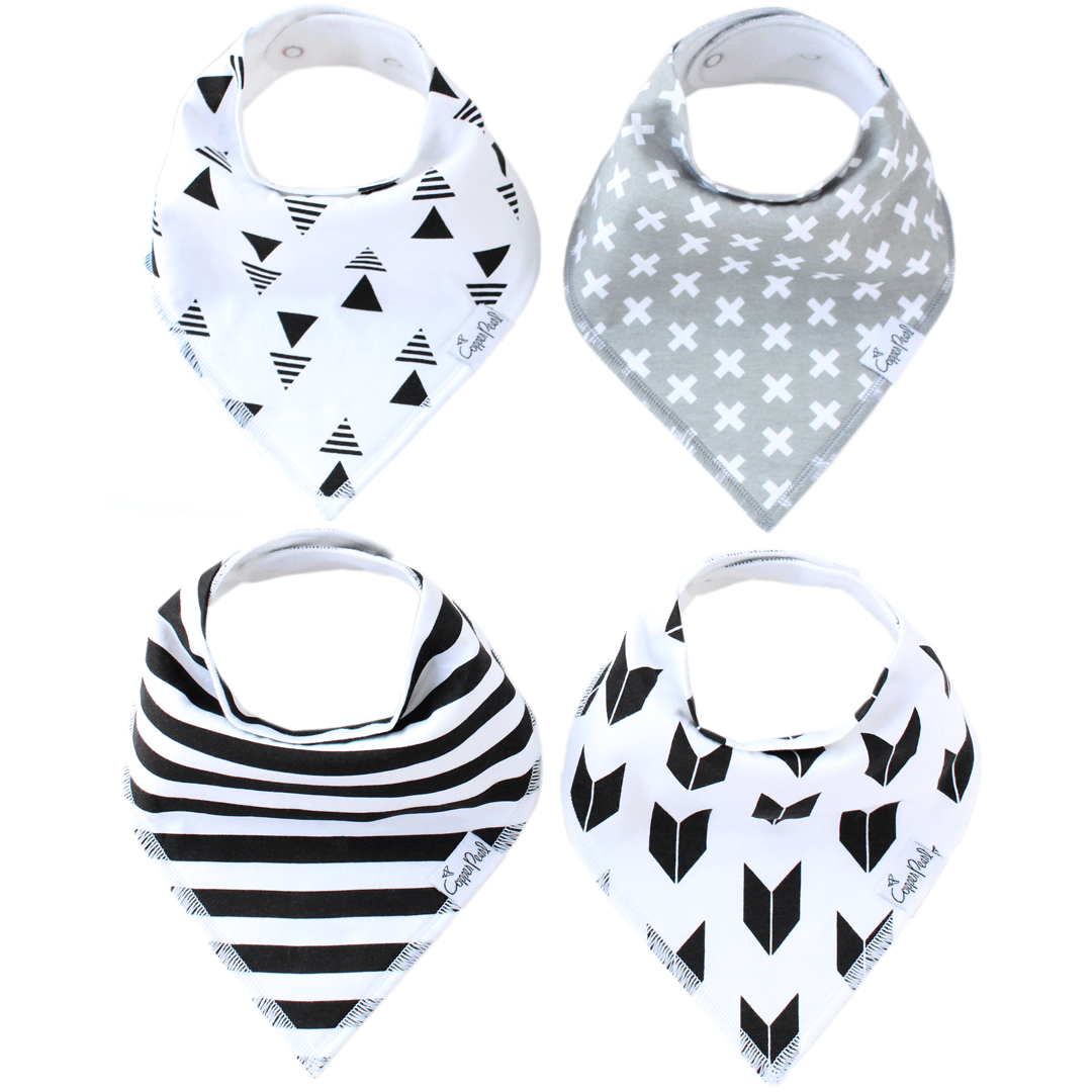 Shade Bandana Bib Set