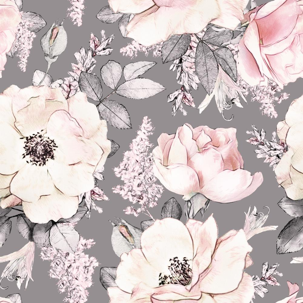 Isadora Wallpaper - Project Nursery