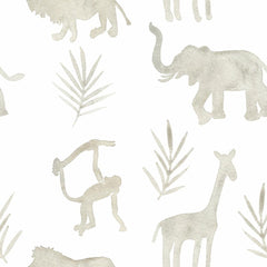 Simba Wallpaper - Project Nursery