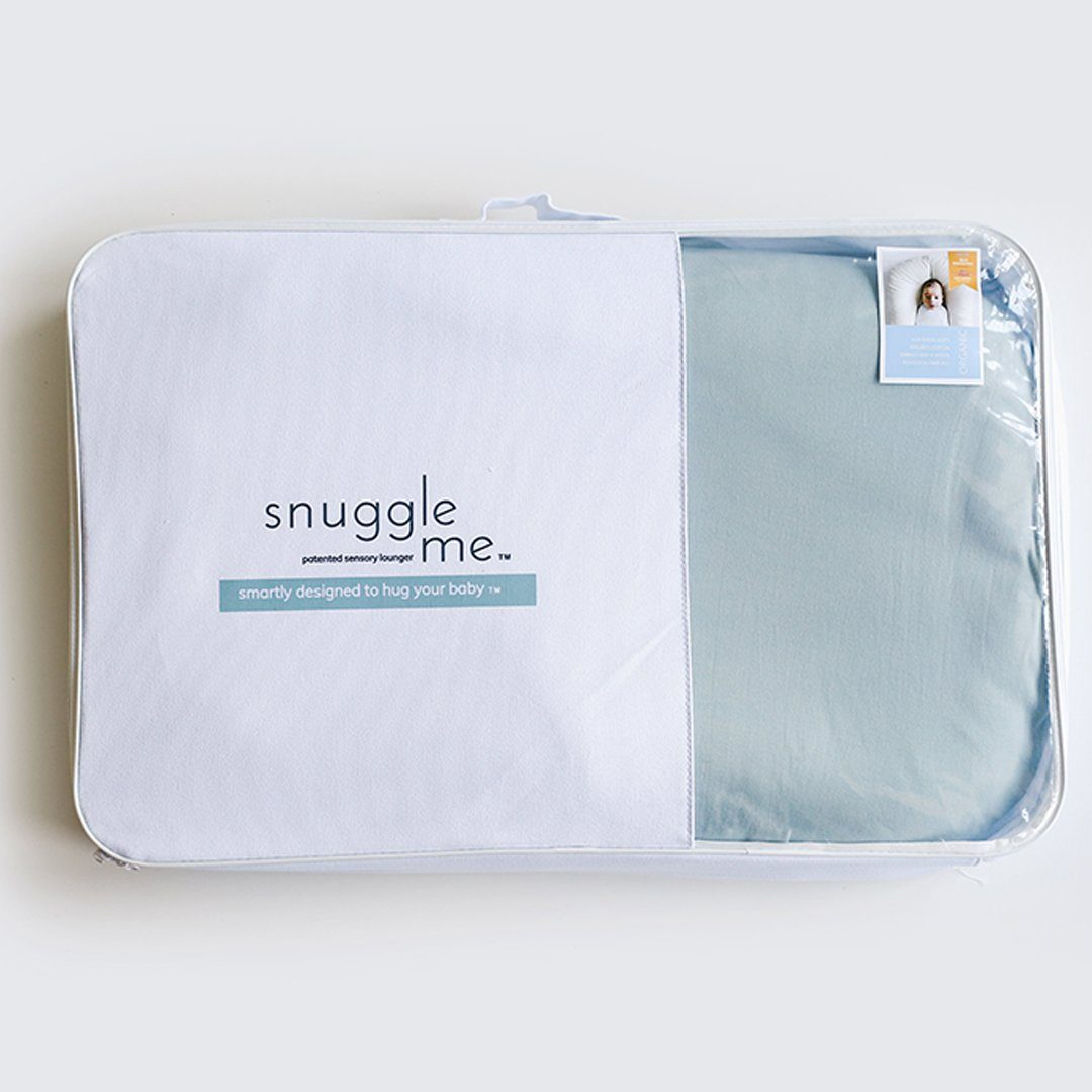 Snuggle Me Organic Lounger + Skye Cover - Project Nursery