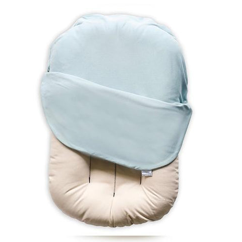 Snuggle Me Organic Lounger + Natural Cover